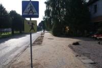 Bezpieczne chodniki do szkoły