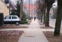 Chodnik na ul. 30-go stycznia