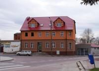 ´´Nowa´´ kamienica wcentrum Krajenki