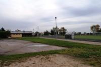 Nowy obiekt na stadionie wKrajence