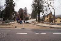 Ulica Polańskiego jak nowa
