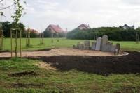Lapidarium wKrajence