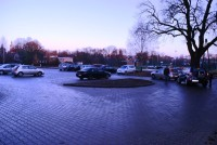 Nowy parking wKrajence