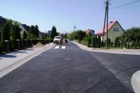 Ulica Słowackiego wKrajence