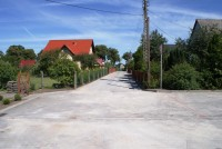 Ulica Łódzka wKrajence
