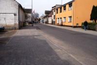 Chodnik na ul. Wł. Jagiełły