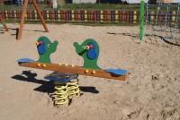 Okrężna plac zabaw