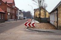 Inwestycje 2012 - Chodnik Jagiełły