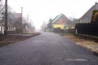 Inwestycje 2012 - Nowa droga w Paruszce