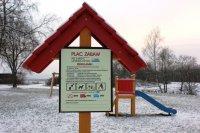 Inwestycje 2012 - Plac zabaw w Dolniku