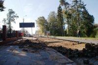 Inwestycje 2012 - Przebudowa ulicy Domańskiego
