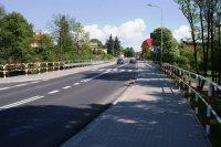 Inwestycje 2014 - Przebudowa ronda i mostu