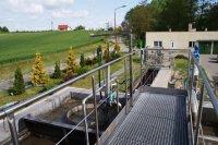 Inwestycje 2014 - Rozbudowa oczyszczalni ścieków
