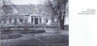 Pałac Sułkowskich na starych forografiach Krajence