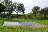 Inwestycje 2015 - Mini-boisko w Dolniku`