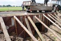 Inwestycje 2015 - Remont przepustu w Barankowie