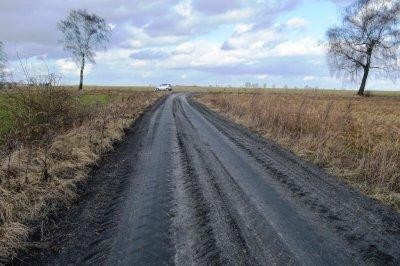 Droga Pogórze - Tarnówczyn