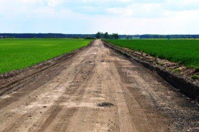 Droga ˝szkolna˝ zPogórza do Tarnówczyna