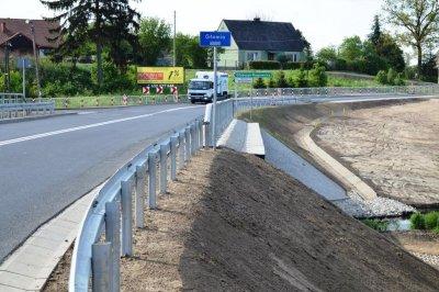 Nowy most wSkórce