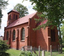 Kościół wSkórce p.w. Narodzenia
